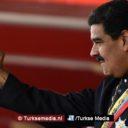 Turkije achter Venezolaanse president Maduro: 'Stay strong mi amigo'