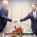 Turkije en Frankrijk gaan gezamenlijk terugslaan