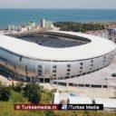 Turkije is een voetbalstadion rijker