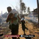 Turkije jaagt op bestraffing leger Myanmar vanwege uitroeien moslims