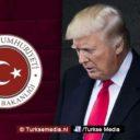 Turkije start juridische procedure tegen VS