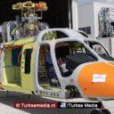 Turkije toont nieuwe helikopter van eigen makelij