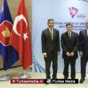 Turkije zet grote stappen in Zuidoost-Azië