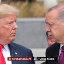 """Turkse klap doet zeer bij Trump: """"We gaan Turkije terugpakken"""""""