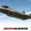 Turkse piloot voert eerste JSF-vlucht (F-35) uit in VS