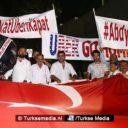 Turkse taxichauffeurs stormen af op Amerikaans consulaat