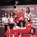 Turkse worstelaar beste van Europa