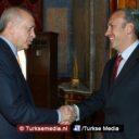 Venezolaanse vicepresident bezoekt Erdoğan
