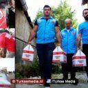 Wereld leert Turkijemodel: Turken helpen dit Offerfeest wereldwijd 25 miljoen mensen
