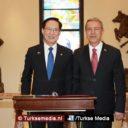 Zuid-Korea vraagt Turkije na 65 jaar opnieuw om grote hulp