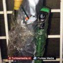 Bom gevonden in moskee Zweden