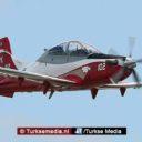 Eerste vliegtuig Turkije in november een feit