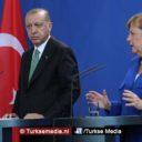 Erdoğan boort in Berlijn Duitse journalisten de grond in