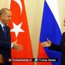 Erdoğan haalt Putin over voor veilige burgerzone in Idlib