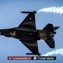 Griekse minister schrikt van langsvliegende Turkse F-16