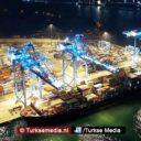 Handelstekort Turkije neemt af