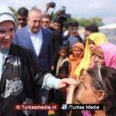 Humaniteitsprijs voor first lady Turkije