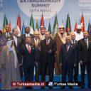 Moslimleiders Amerika prijzen voorzitterschap Turkije OIC: 'Stem van moslimwereld'