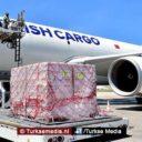 Succes Turkije in vrachtwereld reikt tot grote hoogte