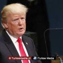 Trump uit dankbetuiging aan Turkije