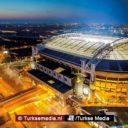 Turken werken hard aan renovatie Johan Cruijff Arena in Amsterdam