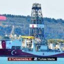 Turkije kan dit najaar al naar olie boren in Middellandse Zee