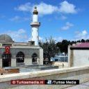 Turkije restaureert eerste moskee van Afrika en graftombes metgezellen profeet