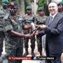 Turkije schenkt militaire goederen aan Gambia