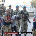 Turkije sleept in Syrië gevangen terroristen voor de rechter