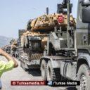 Turkije stuurt speciale tanks naar Syrische grens