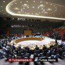 Turkije zet bij VN-Veiligheidsraad alles op alles voor redding Idlib; VK 'achter Erdoğan'