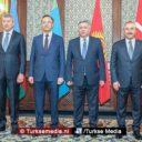 Turkse Raad bijeen in Bishkek