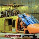 Motortest Turkse helikopter succesvol