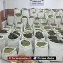 Turkse politie onderschept 7 ton marihuana en 401 AK-47's in Diyarbakır