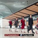 Turkish Airlines presenteert nieuwe uniformen cabinepersoneel