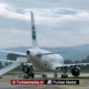 Duits vliegtuig glijdt na fout piloot de bocht uit in Turkije