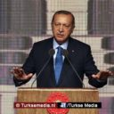 Erdoğan: 'Media besturen 'de o-zo-democratische' VS en Duitsland'