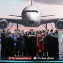 Erdoğan heeft stevige boodschap voor de wereld vanuit megavliegveld Istanbul