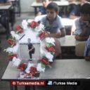 Kinderen rouwen om door Israël gedode Palestijnse scholier (12)