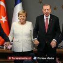 Slotverklaring Erdoğan-Macron-Merkel-Putin-top: snel verkiezingen in Syrië