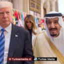 Trump: 'Zonder VS geen Saudische koning Salman, nu betalen daarvoor!'