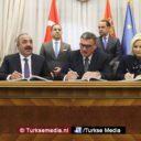 Turken leggen wegen aan in Servië