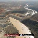 Turkije halverwege bouw levensreddende dam in Afrika