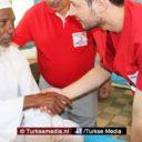 Turken herstellen zicht 600 Sudanezen middels kosteloze oogoperaties