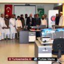 Turkije schenkt robotlaboratorium aan Pakistan