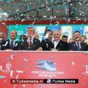 Turkije start groot volautomatisch metroproject van bijna miljard dollar