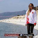 Turkse duikster breekt wereldrecord in Malediven van Turkije