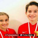 Turkse kinderen veroveren wereldkampioenschap salsadansen