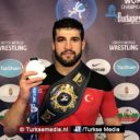 Turkse worstelaar opnieuw wereldkampioen