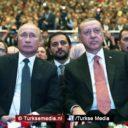 'Rusland en Turkije bouwen aan nieuwe wereld, leiders Saudi-Arabië wahabisten'